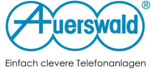 Auerswald_Logo_2011_mit_Slogan_blau_RGB